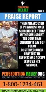 Pastor Awdesh