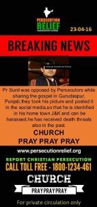Pr Sunil