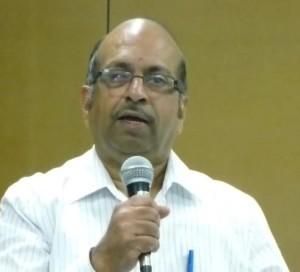 Dr. K Muralidhar