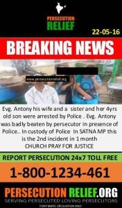 Evg. Antony and wife
