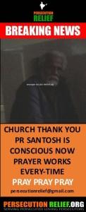 Rev Santosh Kumar cn